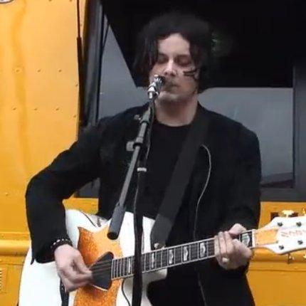 Watch Jack White's Surprise SXSW Street Performance