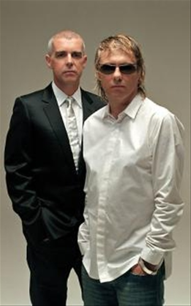 The Pet Shop Boys Prepare A Ballet