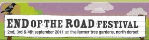 Joanna Newsom, Best Coast, Mogwai at End of the Road Festival