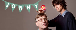 Teenage Fanclub's Norman Blake and Euros Childs Form Jonny