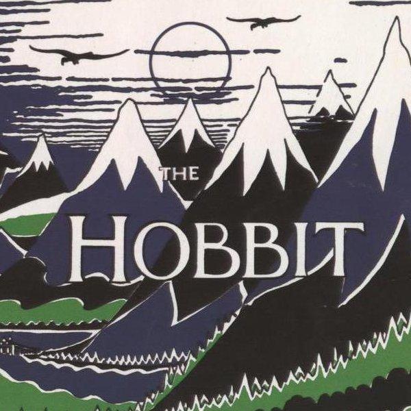 <i>The Hobbit</i> by J.R.R. Tolkien