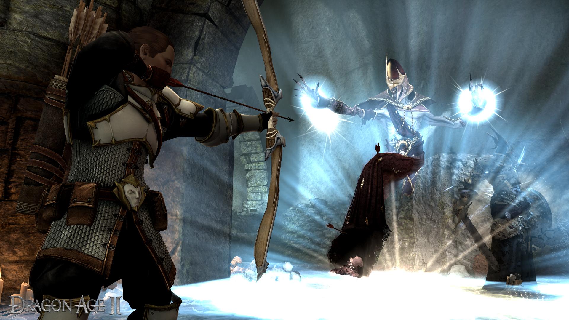 Как активировать ключ Dragon Age 2?
