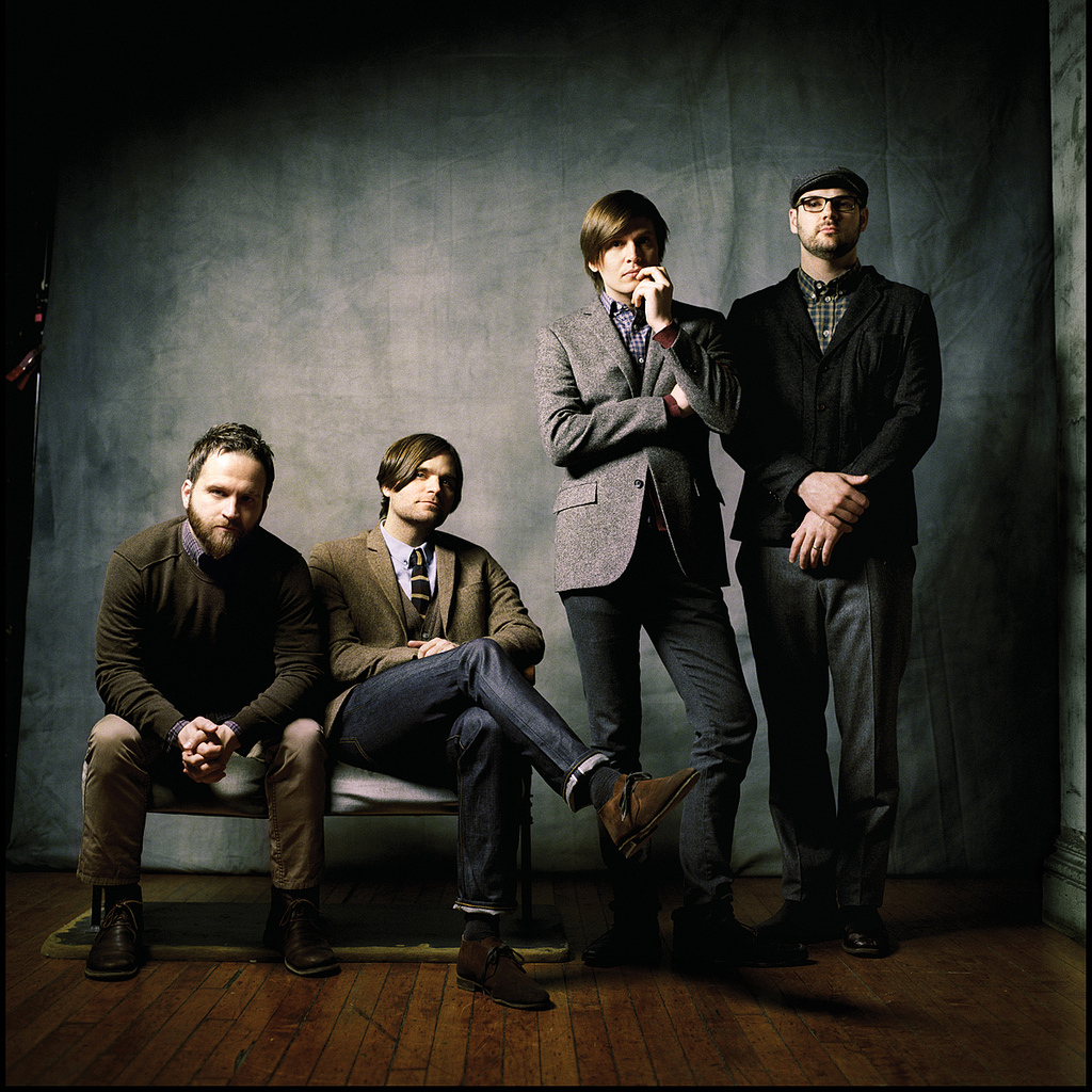 Death Cab for Cutie Announce Spring 2011 Tour Dates