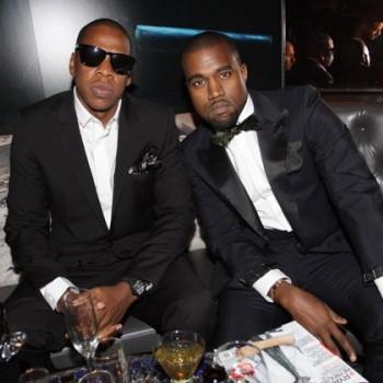 Kanye West/Jay-Z Collab Gets Artwork, Release Date