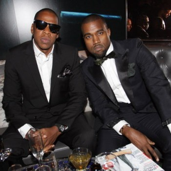 Kanye West/Jay-Z Collab Gets Artwork, Release Date
