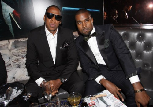 Jay-Z and Kanye West's <em>Watch the Throne</em> Almost Finished