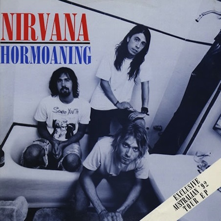 Nirvana and Sonic Youth Reissue Rare EPs for Record Store Day