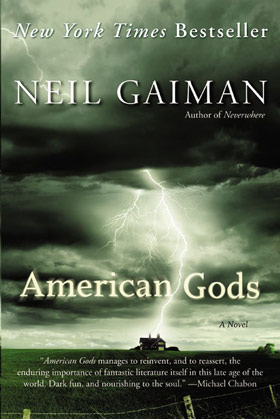 Win a Voice Role in Neil Gaiman's <em>American Gods</em> Audiobook
