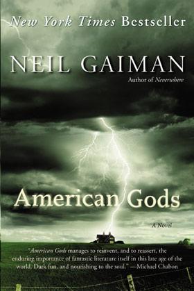 Win a Voice Role in Neil Gaiman's <em>American Gods</em> Audiobook