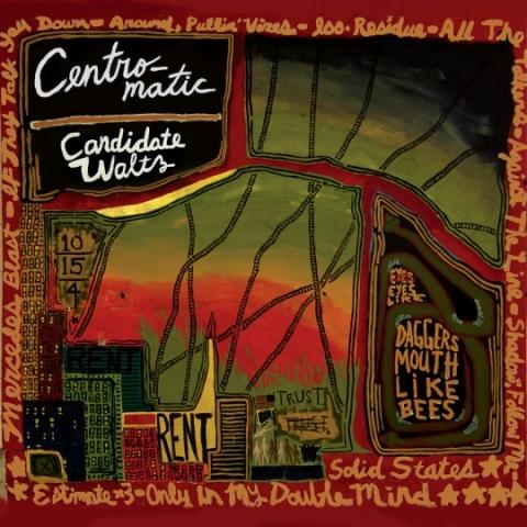 Centro-Matic Announce New Album, Tour with Sarah Jaffe
