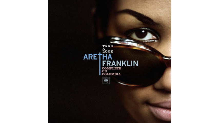 Aretha Franklin: <em>Take A Look: Aretha Franklin Complete on Columbia</em>