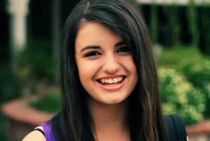 Rebecca Black Overtakes Justin Bieber As Most Hated Person on YouTube