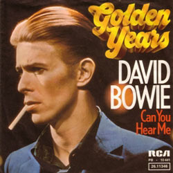 David Bowie To Release <em>Golden Years</em> iPhone App And EP