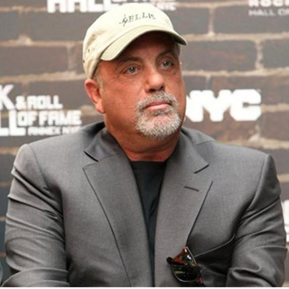 Billy Joel Cancels Planned Memoir
