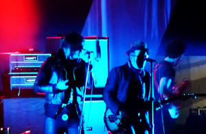 Watch Elvis Costello Play with The Strokes in NYC