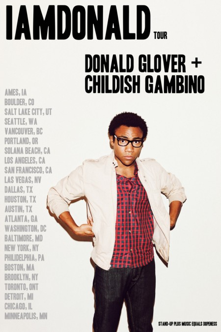 Listen to a New Childish Gambino Song