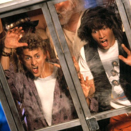Keanu Reeves is Still Serious about <em>Bill & Ted 3</em>