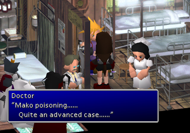 The <em>Final Fantasy VII</em> Letters, Part 6