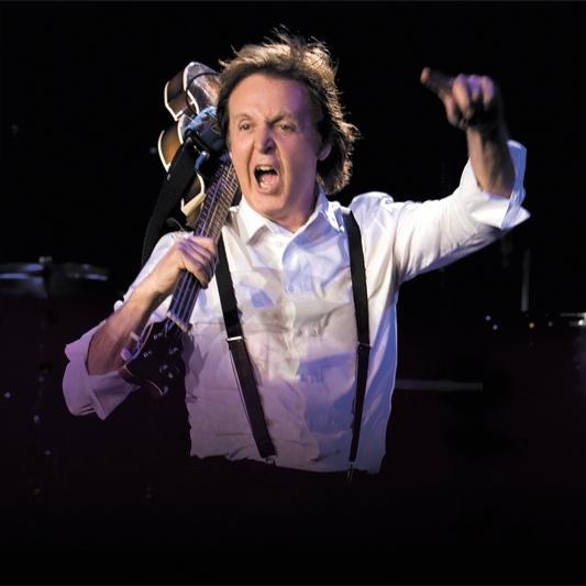 Paul McCartney Announces Solo Album Reissues