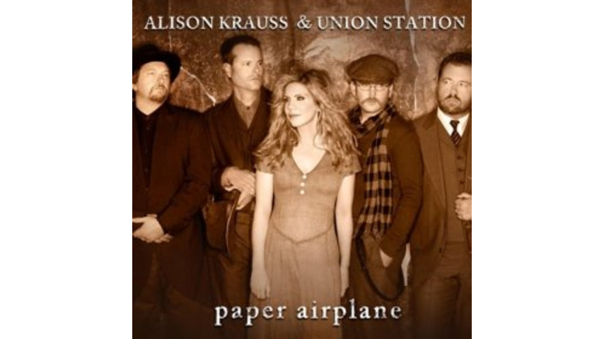 Alison Krauss and Union Station: <em>Paper Airplane</em>