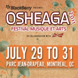 Death Cab For Cutie, The Flaming Lips, Eminem to Headline Osheaga 2011