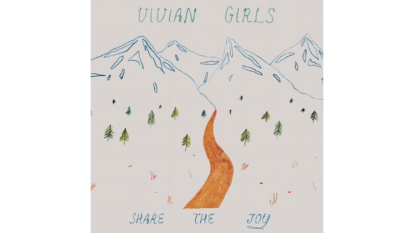 Vivian Girls: <em>Share The Joy</em>