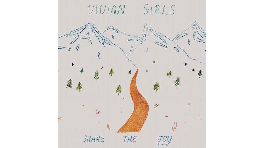 Vivian Girls: <em>Share The Joy</em>