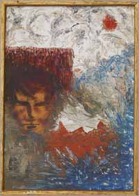 Stolen Portrait of Syd Barrett Returned