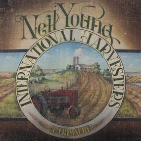 Neil Young to Release Live Album from 1980s