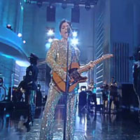 Watch Prince Perform Three Songs on <em>Lopez Tonight</em>