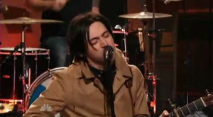 Watch Bright Eyes Perform 'Beginner's Mind' on Leno