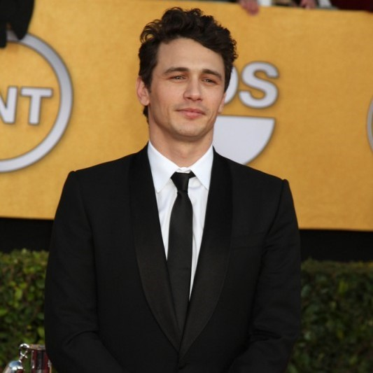 James Franco Sells $10,000 Piece of Non-Visible Art