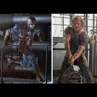 <em>Thor</em> and <em>Captain America</em> Both Getting Sequels