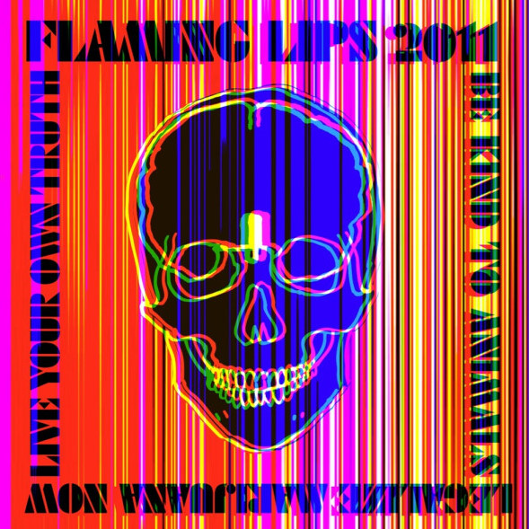 The Flaming Lips Release Four Songs Inside of Gummy Skulls