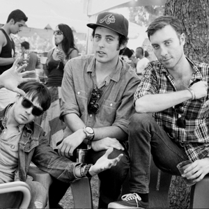 Black Lips Drank Champagne from Mark Ronson's Grammy
