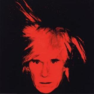 Andy Warhol Self-Portrait Up For Auction