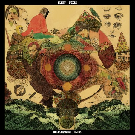 Stream the New Fleet Foxes Album