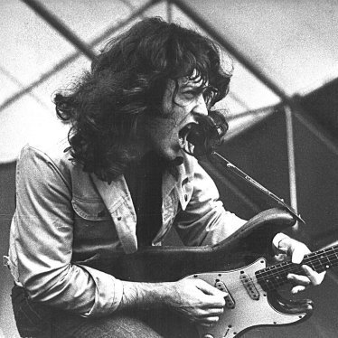 Lost Rory Gallagher Album to Be Released