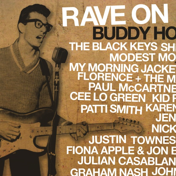 Buddy Holly Tribute Album to Feature My Morning Jacket, The Black Keys, Paul McCartney and More