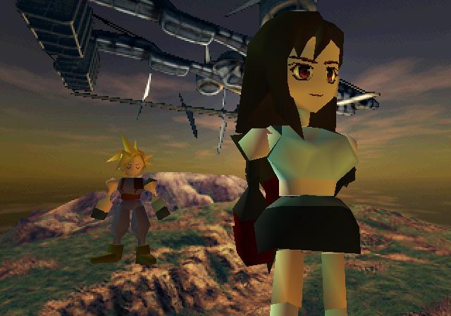 The <em>Final Fantasy VII</em> Letters, Part 9