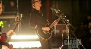 Watch Interpol Perform on <em>Last Call</em>