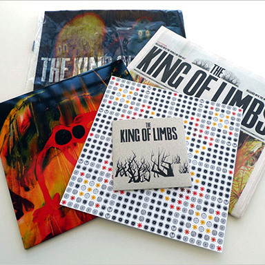 Stanley Donwood Explains Radiohead's <em>King of Limbs</em> Artwork