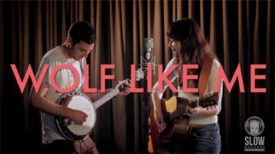 """Watch Lera Lynn's Cover of TV On The Radio's """"Wolf Like Me"""""""