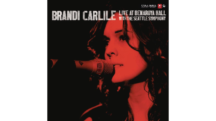 Brandi Carlile: <em>Live at Benaroya Hall with the Seattle Symphony</em>
