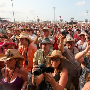 Jazzfest Report and Photos: Day 2 - The Decemberists