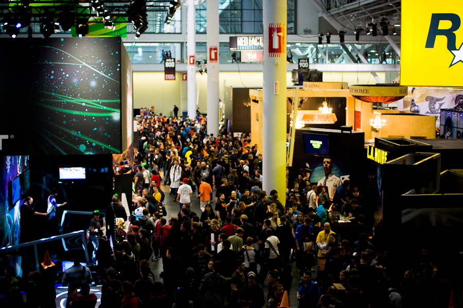 <em>Paste</em> Goes To PAX East