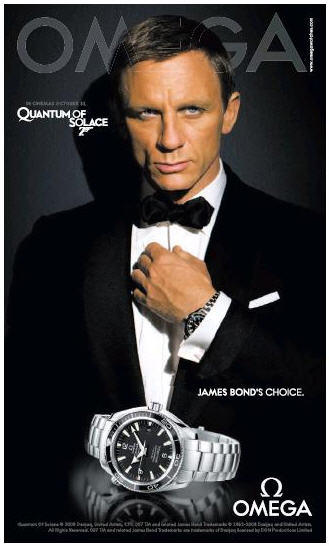 New James Bond Film to Set Product Placement Record