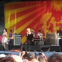 Watch Arcade Fire Perform with Cyndi Lauper