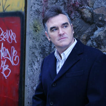 Morrissey Announces Completion of New Album