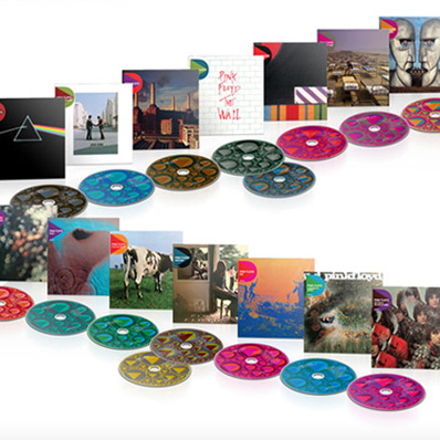 Pink Floyd to Launch Gargantuan Reissue Series